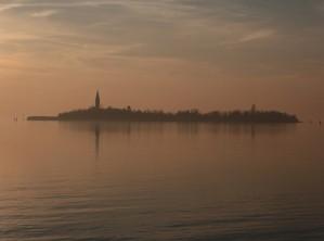 Poveglia l'île maudite et cachée de Venise .  myster10